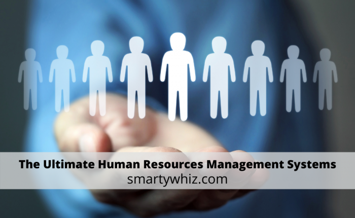 The Ultimate Human Resources Management Systems